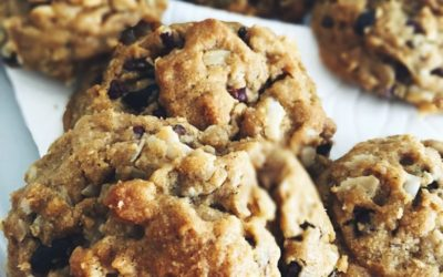 Low Guilt Oatmeal Cookies