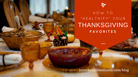 How to Make Your Thanksgiving Meal Healthier